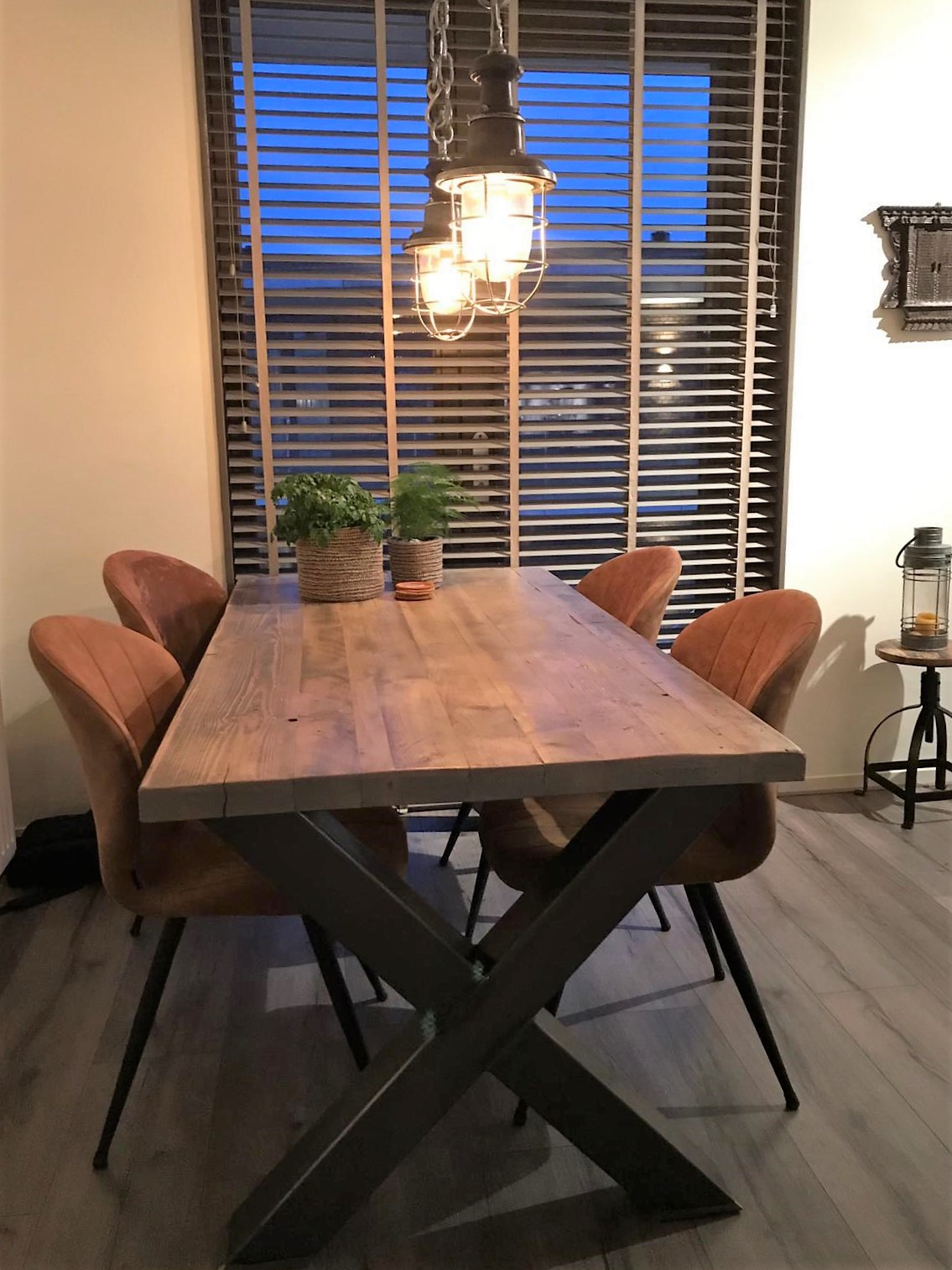 Keuken-tafel