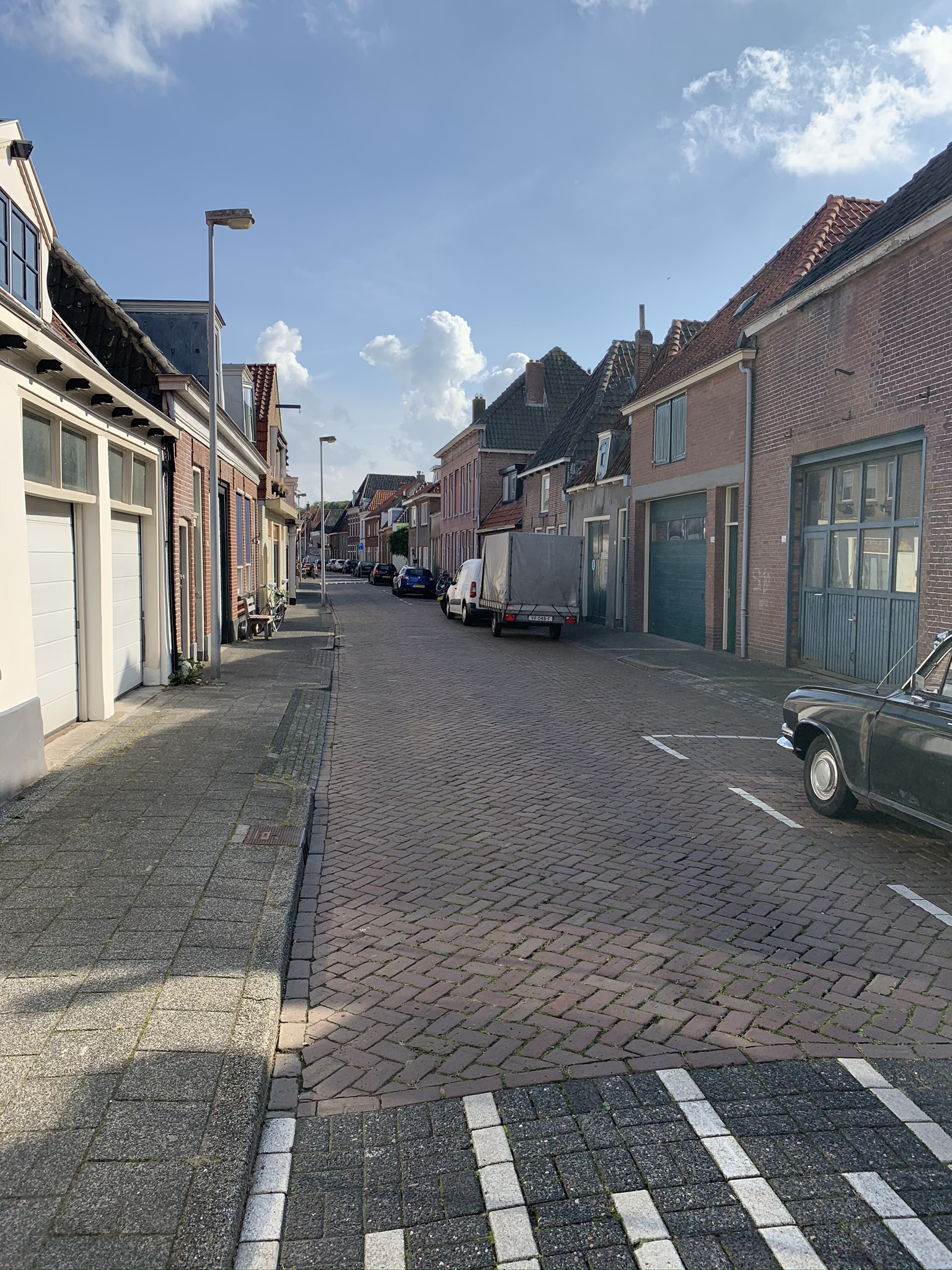 Straatbeeld Groenestraat
